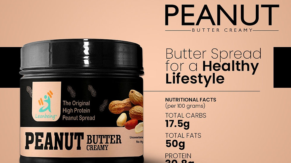 Leanbeing Peanut Butter