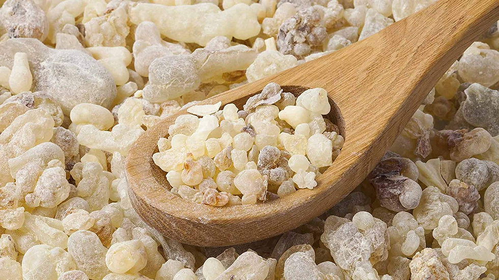 Frankincense or Olibanum