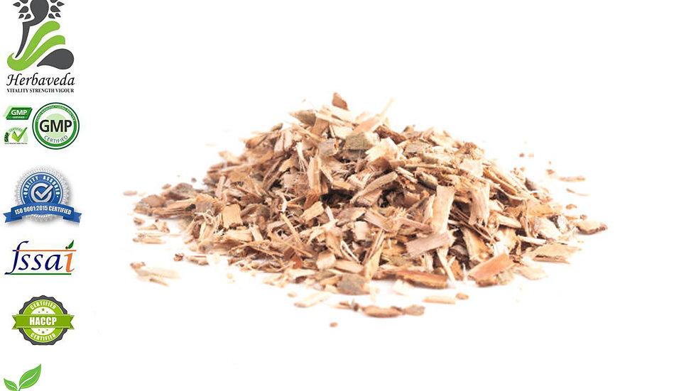White willow Bark or Salix Alba