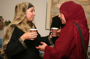 Arab woman in Israel