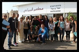 Jews and Arabs together - Youth Parliaments Israel