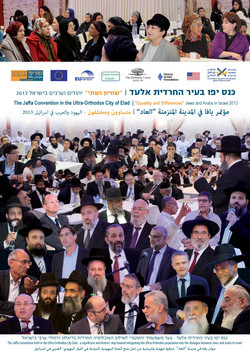 2013 Equality and Differences Jews and Arabs in Israel Elad.jpg