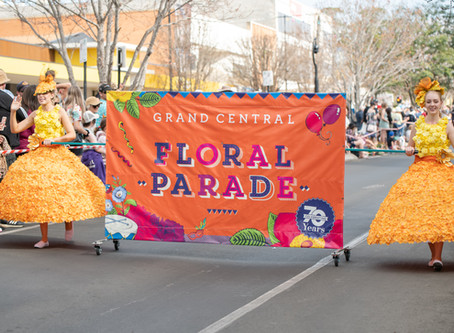 Carnival of Flowers Parade 2019