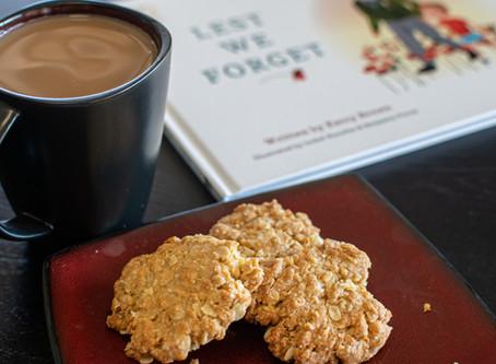 Recipe: Anzac Biscuits
