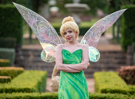 Fairy in the Garden | Magic & Munchkins Entertainment