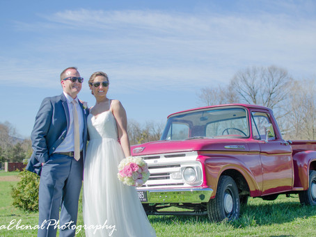 Wedding in Luray, Virginia