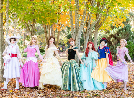 Princess Cast Session | Magic & Munchkins