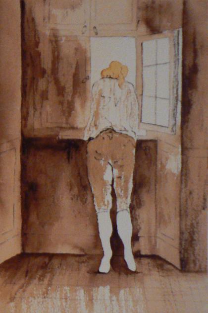 PIERROT A LA FENETRE, 2007