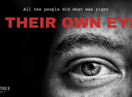 In Their Own Eyes // A Study of Judges