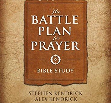 Ladies Bible Study - Prayer