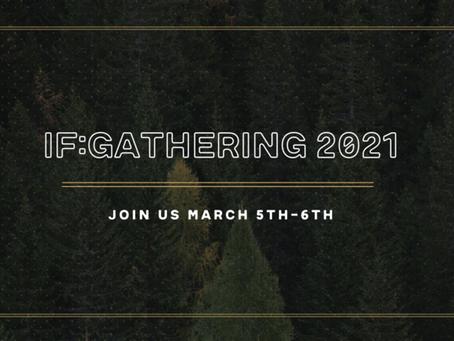 Ladies Retreat 'IF Gathering' // March 5-6, 2020