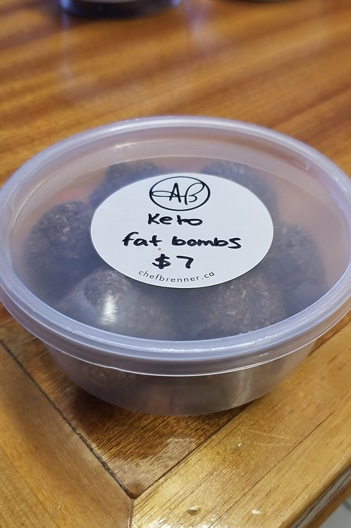 Keto Fat Bombs (sm)