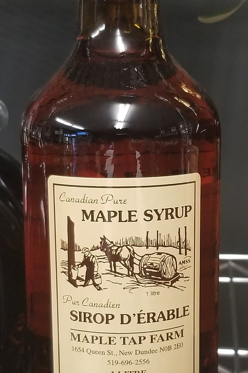 Maple Syrup, Amber,  1L