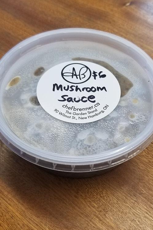 Mushroom Sauce, frozen only