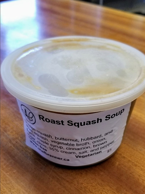 Roasted Squash Soup (Sm)