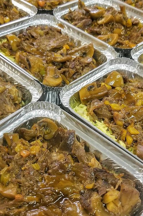 Keto Beef and Bacon Chili (lg)