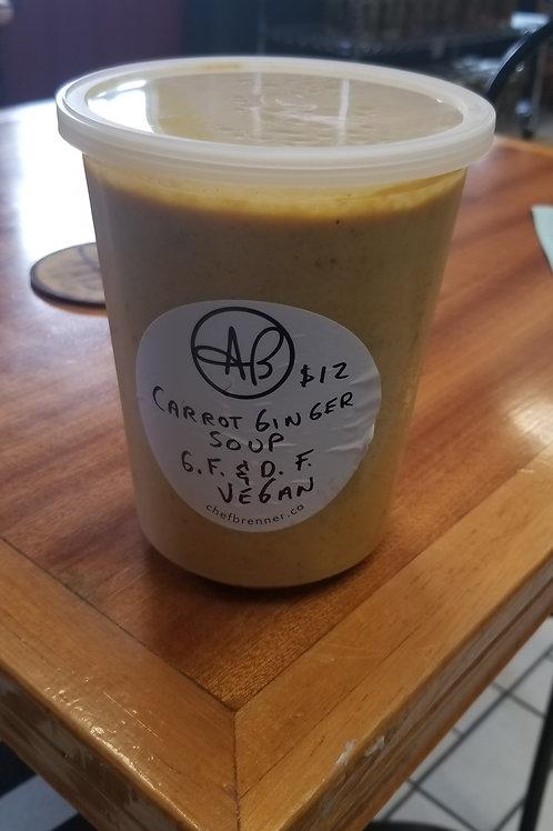 Carrot Ginger Soup (lg)