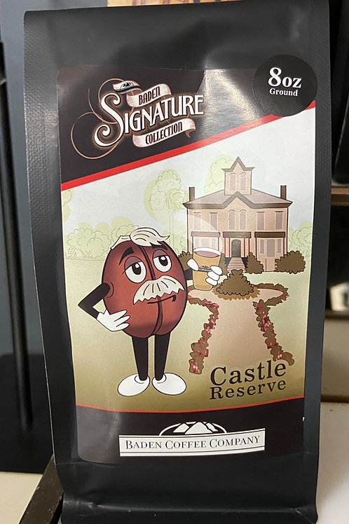 Castle Reserve Baden Coffee