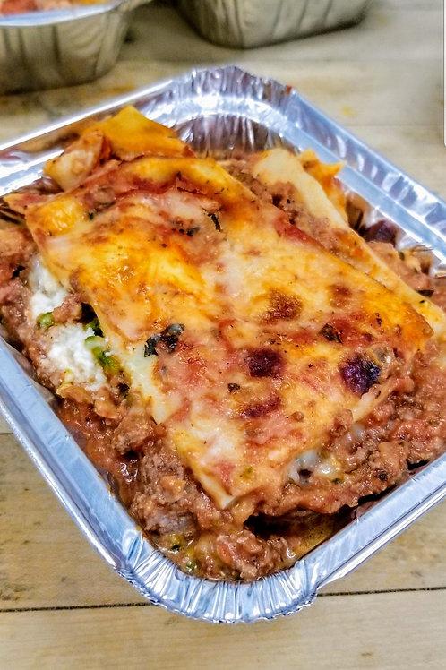 Meat Lasagna (Sm)