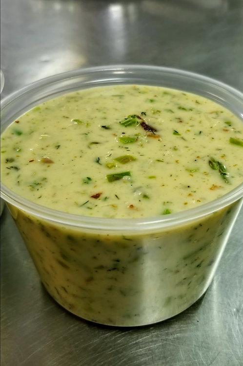 Asparagus & Bacon Soup (sm)