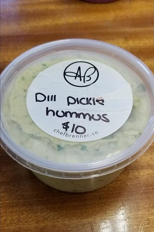 Dill Pickle Hummus (Lg)
