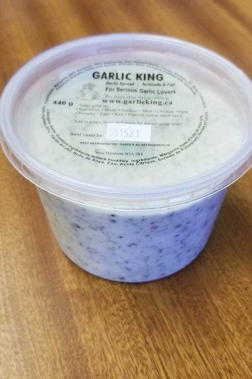Garlic King Garlic Spread (440g)