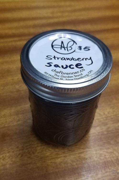 Strawberry Sauce (250mls)