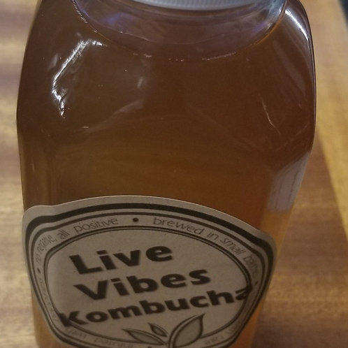 Maple Apple Kombucha