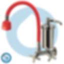 Torneira filtro Stoc Metais 6179