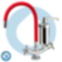 Torneira filtro Stoc Metais 6175