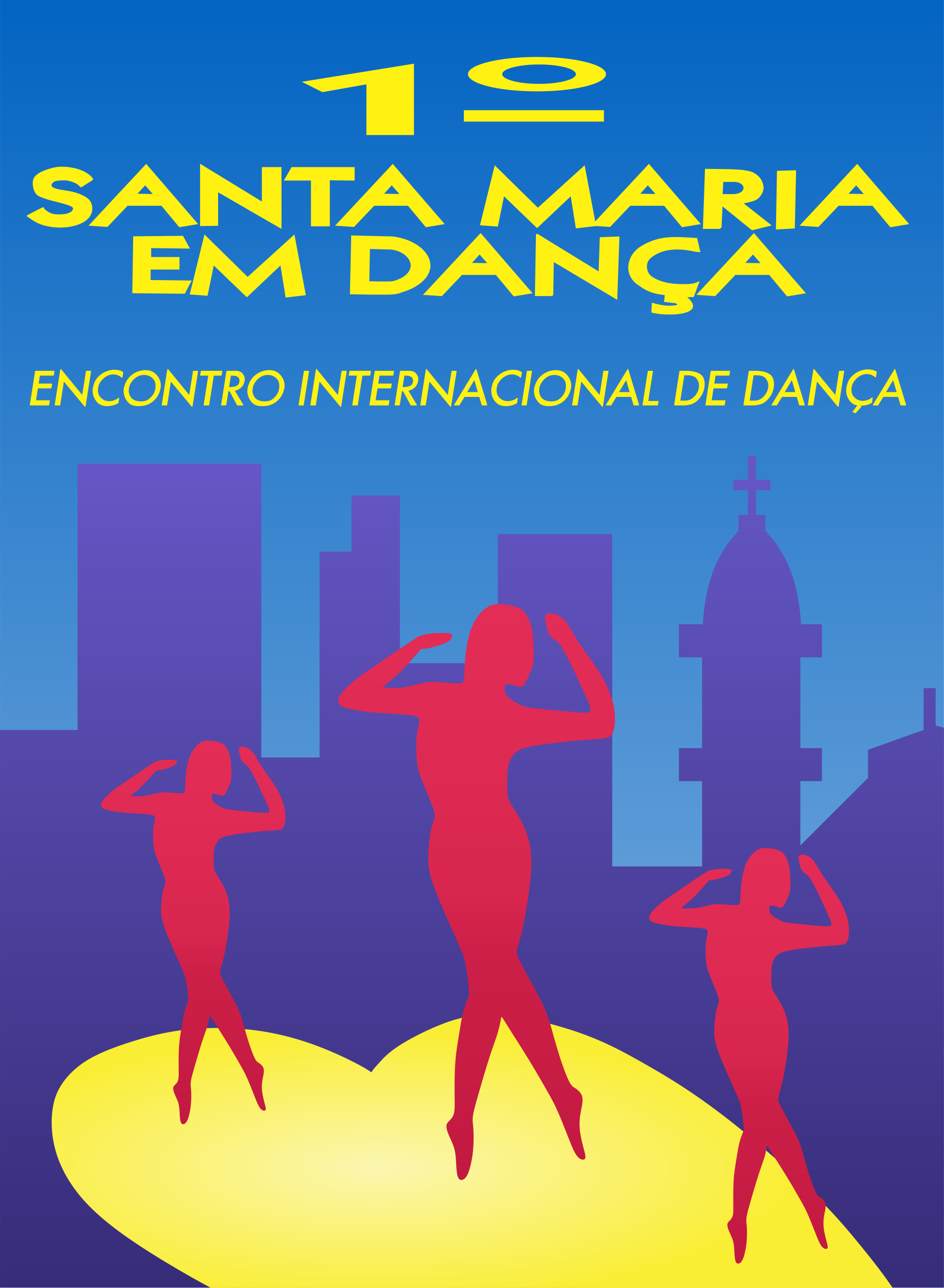 1º Santa Maria em Dança (1995)