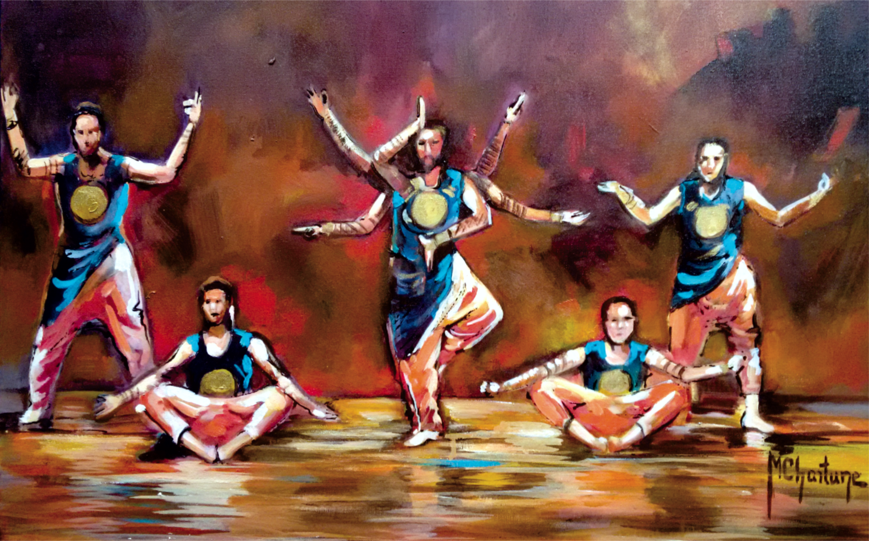21º Santa Maria em Dança (2015)