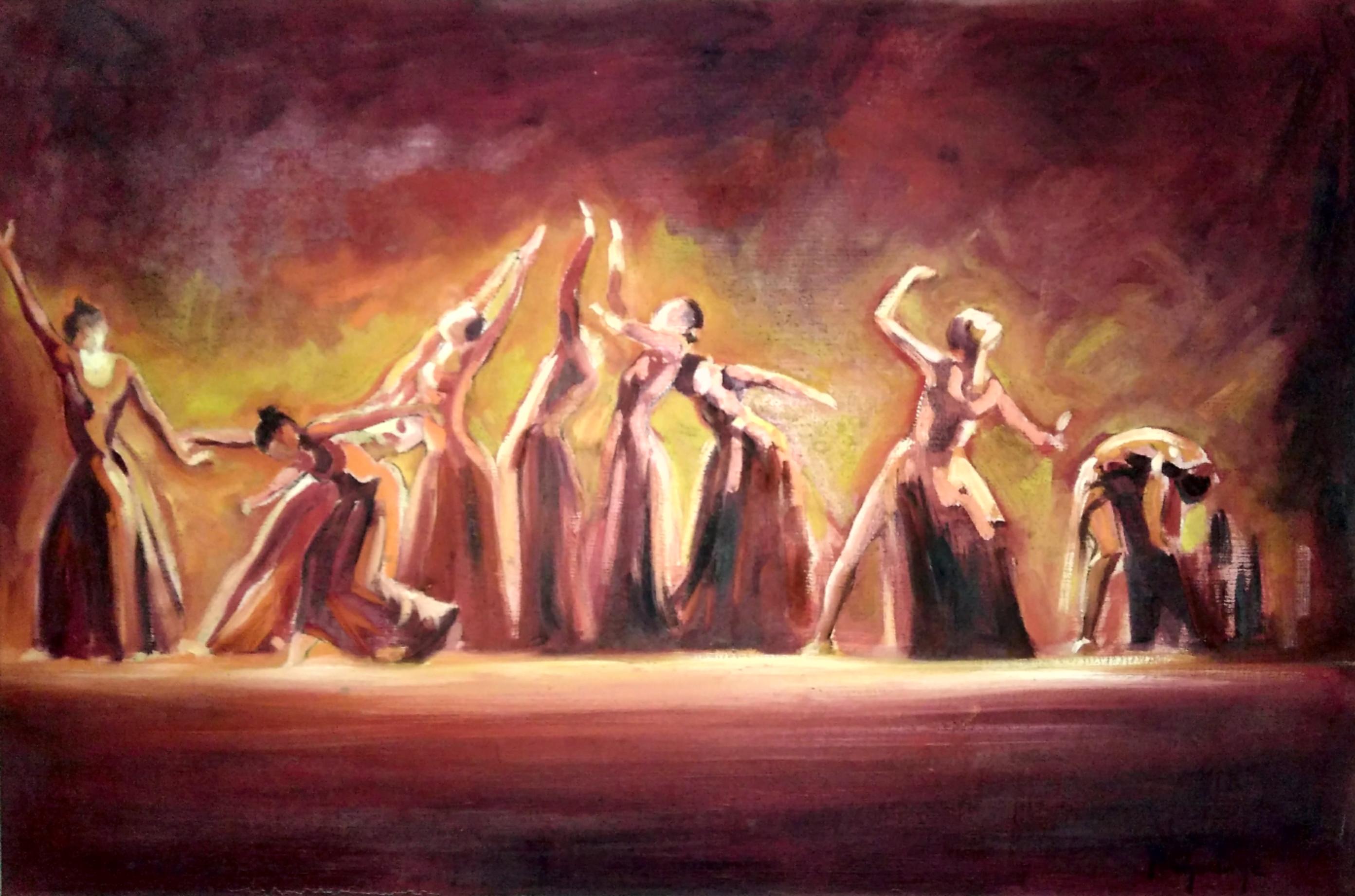 3º Santa Maria em Dança (1997)