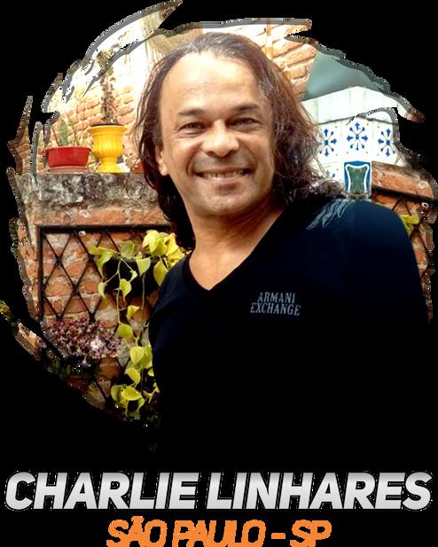 Charlie Linhares | São Paulo - SP