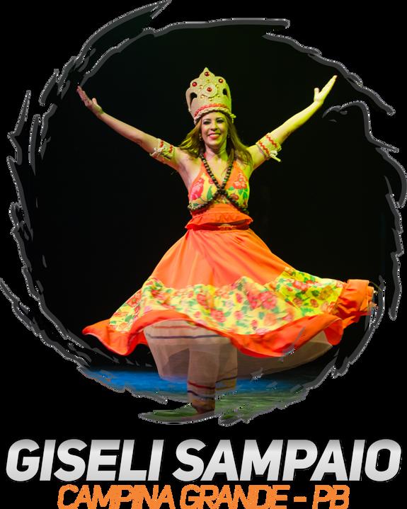 Profª Dra Giseli Sampaio - Campina Grande PB