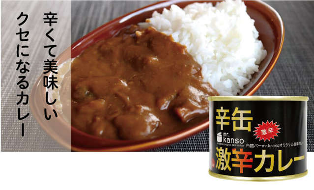 mr.kanso - Spicy Curry (With Beef)