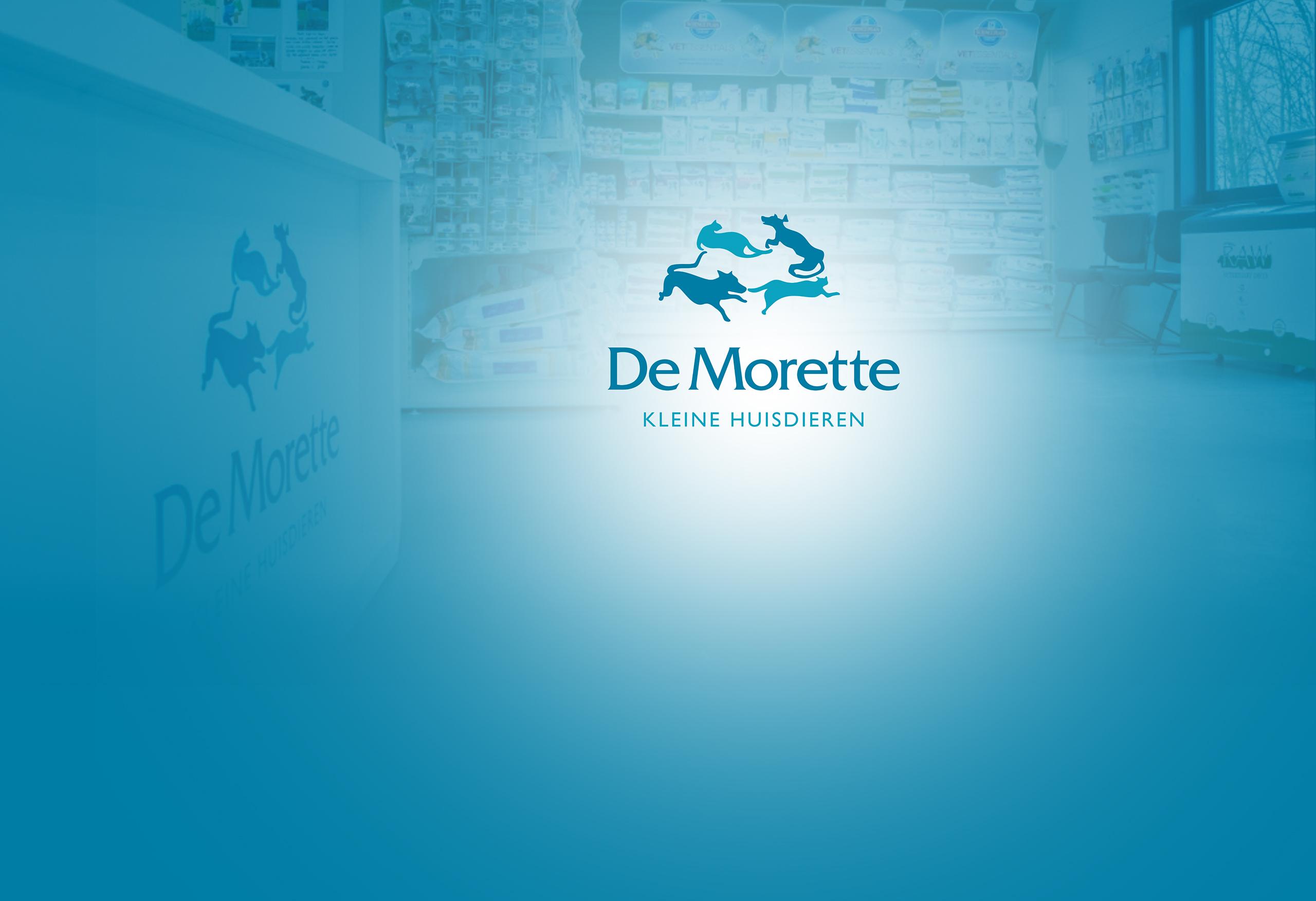 DE MORETTE KLEINE HUISDIEREN