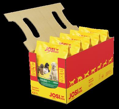 JosiDog Solido5x900 g