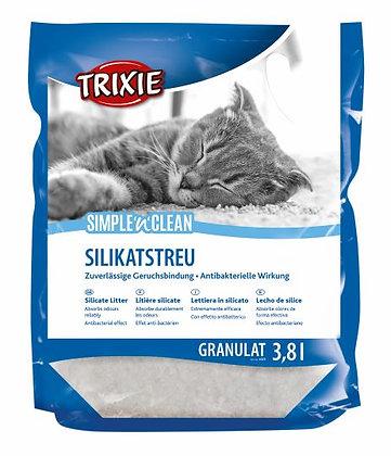 Trixie Simple'n'Clean Silikatstreu 3,8 Ltr.