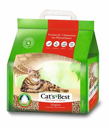 Cat's Best Original 4,3 kg