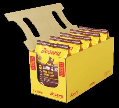 JOSERA Lamm & Reis 5x900 g