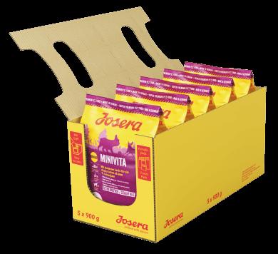 JOSERA MiniVita 5 x 900 g