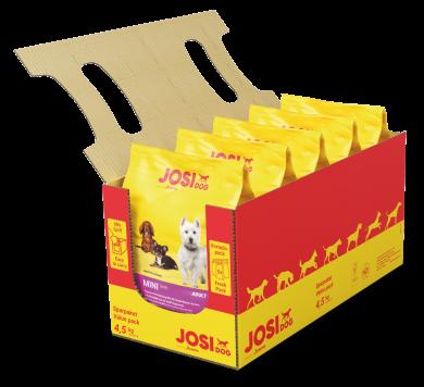 JosiDog Mini 5x900 g