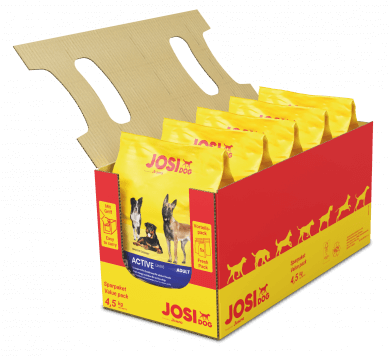 JosiDog Active 5x900 g