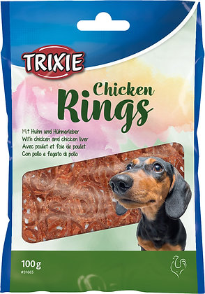 Chicken Rings Trixie 100 g