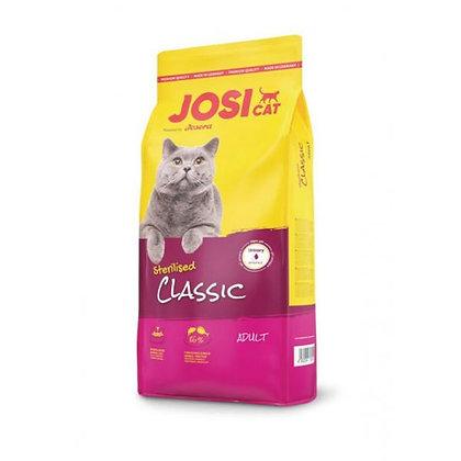 Josera JosiCat Sterilised Classic - ehemals Classic x 650 g