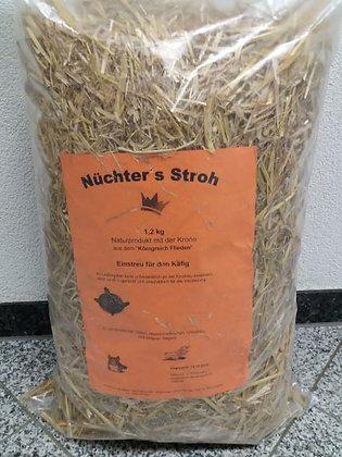 Nüchters Stroh 1,2 kg