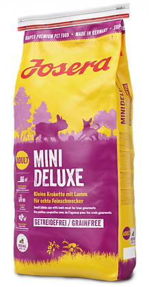 Josera Dog MiniDeluxe 15 kg
