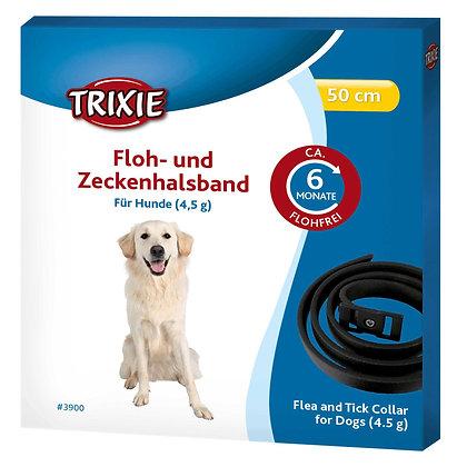 Floh- und Zeckenband, Hund