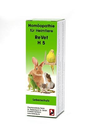 ReVet® H 5 Globuli (Streukügelchen) für Heimtiere
